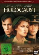 """Holocaust"" - German DVD movie cover (xs thumbnail)"