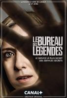 """""""Le Bureau des Légendes"""" - French Movie Poster (xs thumbnail)"""