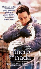 Money for Nothing - Argentinian VHS cover (xs thumbnail)