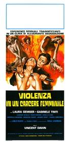 Violenza in un carcere femminile - Italian Movie Poster (xs thumbnail)