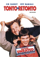 Dumb & Dumber - Argentinian DVD movie cover (xs thumbnail)