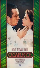 Casablanca - Video release movie poster (xs thumbnail)