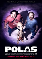 Paul - Lithuanian Movie Poster (xs thumbnail)
