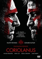 Coriolanus - Czech DVD movie cover (xs thumbnail)