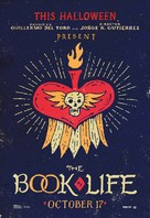 The Book of Life - Movie Poster (xs thumbnail)
