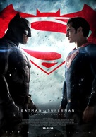 Batman v Superman: Dawn of Justice - Estonian Movie Poster (xs thumbnail)