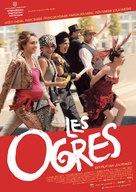 Les ogres - Dutch Movie Poster (xs thumbnail)