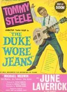 The Duke Wore Jeans - British Movie Poster (xs thumbnail)