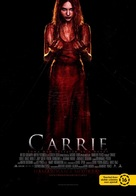 Carrie - Hungarian Movie Poster (xs thumbnail)