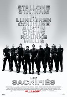 The Expendables - Canadian Movie Poster (xs thumbnail)