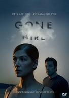 Gone Girl - DVD movie cover (xs thumbnail)