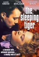 The Sleeping Tiger - DVD cover (xs thumbnail)