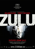 Zulu - French Movie Poster (xs thumbnail)