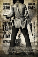 3:10 to Yuma - Vietnamese Movie Poster (xs thumbnail)