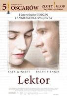 The Reader - Polish Movie Poster (xs thumbnail)