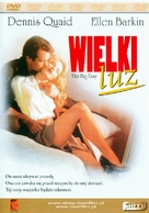 The Big Easy - Polish DVD cover (xs thumbnail)