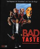 Bad Taste - German Movie Cover (xs thumbnail)