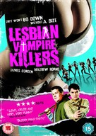 Lesbian Vampire Killers - British Movie Cover (xs thumbnail)