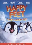 Happy Feet - Polish Movie Cover (xs thumbnail)