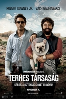 Due Date - Hungarian Movie Poster (xs thumbnail)