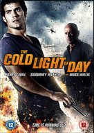 The Cold Light of Day - British DVD cover (xs thumbnail)