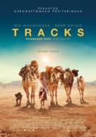 Tracks - Finnish Movie Poster (xs thumbnail)