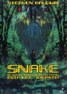 The Snake King - Spanish poster (xs thumbnail)