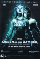 Queen Of The Damned - Australian DVD cover (xs thumbnail)