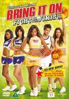 Bring It On: Fight to the Finish - Danish Movie Cover (xs thumbnail)