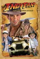 Indyfans and the Quest for Fortune and Glory - DVD movie cover (xs thumbnail)