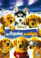 Snow Buddies - French DVD movie cover (xs thumbnail)