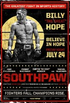 Southpaw - Movie Poster (xs thumbnail)