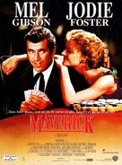 Maverick - French Movie Poster (xs thumbnail)