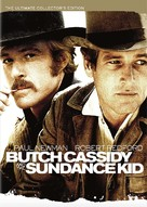 Butch Cassidy and the Sundance Kid - DVD movie cover (xs thumbnail)