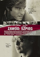 Spy Game - Polish Movie Poster (xs thumbnail)