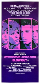 Blow Out - Australian Movie Poster (xs thumbnail)