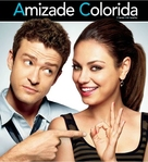 Friends with Benefits - Brazilian Blu-Ray movie cover (xs thumbnail)