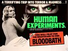 Human Experiments - Movie Poster (xs thumbnail)