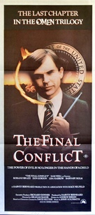The Final Conflict - Australian Movie Poster (xs thumbnail)
