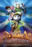 Rodencia y el Diente de la Princesa - Brazilian Movie Poster (xs thumbnail)