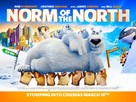 Norm of the North - British Movie Poster (xs thumbnail)