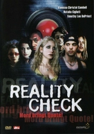 Reality Check - French Movie Cover (xs thumbnail)