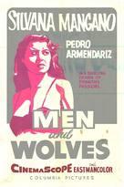 Uomini e lupi - Movie Poster (xs thumbnail)