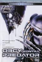 AVP: Alien Vs. Predator - Polish DVD movie cover (xs thumbnail)