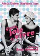 Che gioia vivere - French DVD movie cover (xs thumbnail)