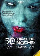 30 Days of Night: Dark Days - Argentinian Movie Cover (xs thumbnail)