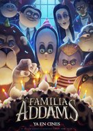 The Addams Family - Spanish Movie Poster (xs thumbnail)