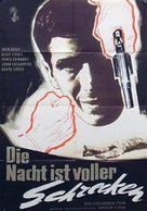 The Night Holds Terror - German Movie Poster (xs thumbnail)