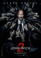 John Wick: Chapter Two - German Movie Poster (xs thumbnail)