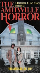 The Amityville Horror - VHS movie cover (xs thumbnail)